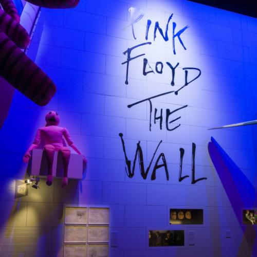 THE PINK FLOYD EXIBITION IN MADRID