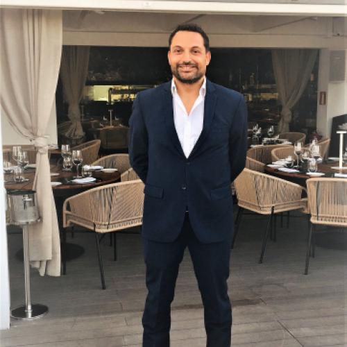 TONY D'AGOSTINO – GENERAL MANAGER AT IT IBIZA RESTAURANT