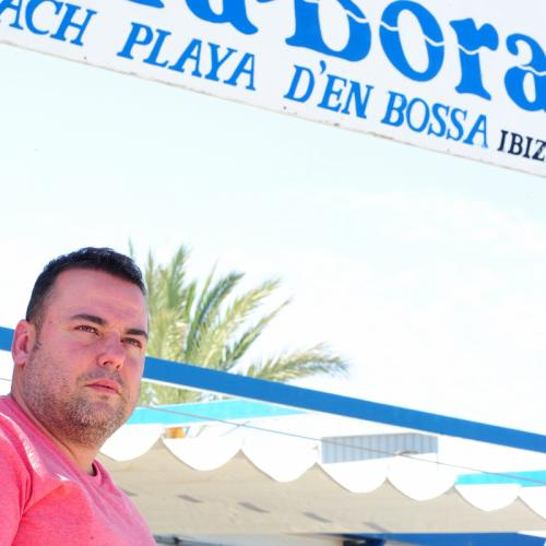 RAFA ARIZA - ARTISTIC DIRECTOR OF BORA BORA IBIZA
