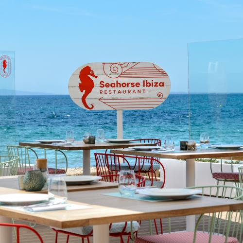 HOTEL PLAYASOL THE NEW ALGARB: SEAHORSE IBIZA RESTAURANT