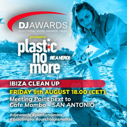 DJ AWARDS: IBIZA CLEAN UP