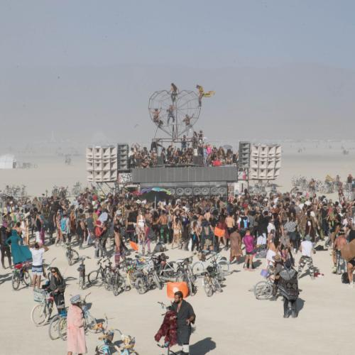 PAOLO REGIS @ BURNING MAN
