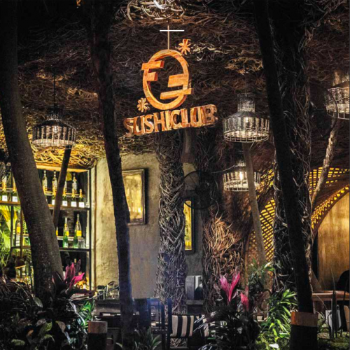 SUSHICLUB: SUSHI & JUNGLE