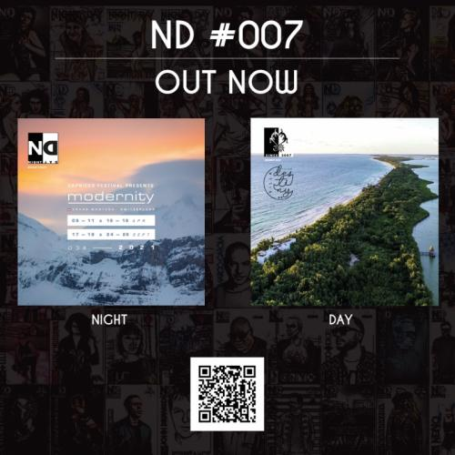 ND MAG #007 IS OUT